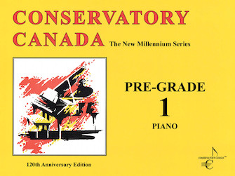 Product Cover for New Millennium Pre Grade 1 Piano Conservatory Canada