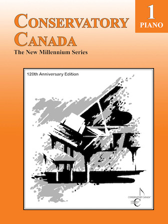 Product Cover for New Millennium Grade 1 Piano Conservatory Canada