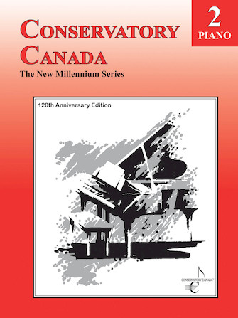 Product Cover for New Millennium Grade 2 Piano Conservatory Canada