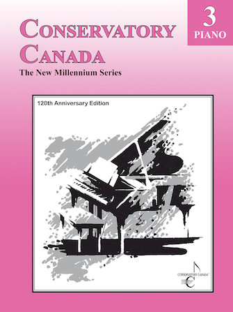 Product Cover for New Millennium Grade 3 Piano Conservatory Canada
