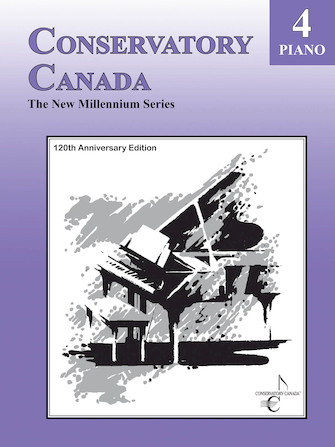 Product Cover for New Millennium Grade 4 Piano Conservatory Canada