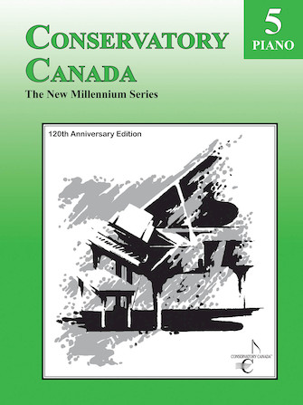 Product Cover for New Millennium Grade 5 Piano Conservatory Canada
