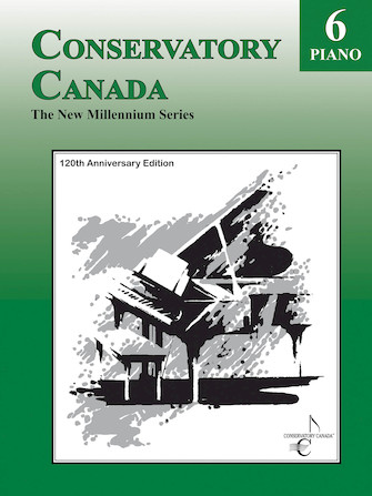 Product Cover for New Millennium Grade 6 Piano Conservatory Canada