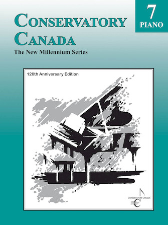 Product Cover for New Millennium Grade 7 Piano Conservatory Canada