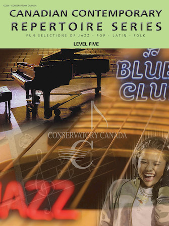 Product Cover for Can Contemp Rep 5 Contemporary Idioms Conservatory Canada