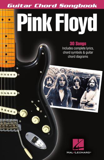 Product Cover for Pink Floyd – Guitar Chord Songbook