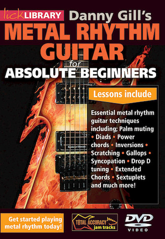 Danny Gill's Metal Rhythm Guitar