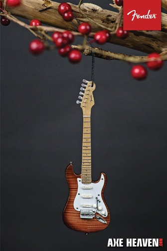 Fender Select '50s Strat – 6″ Holiday Ornament