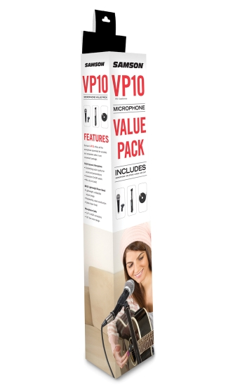 Product Cover for VP10 Microphone Value Pack