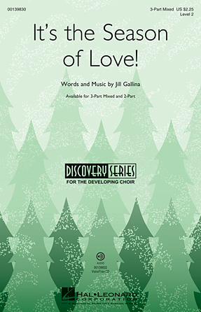 Product Cover for It's the Season of Love!
