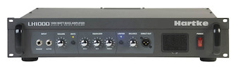 Product Cover for LH1000 Bass Amplifier