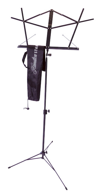 Product Cover for Deluxe Folding Stand – Black
