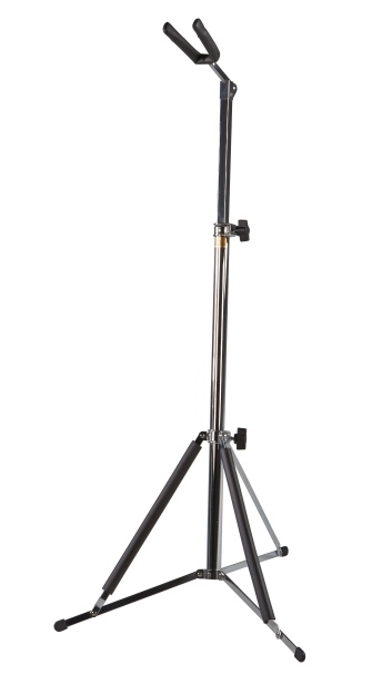 Product Cover for The Original Hanging Guitar Stand – Chrome