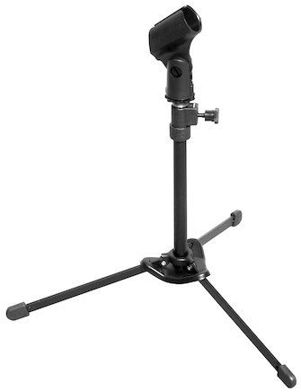 "Product Cover for ""Nu-Era"" Lightweight Tabletop and Kick Drum Mic Stand"