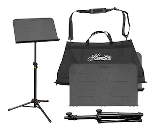 Product Cover for The Traveler II Portable Music Stand