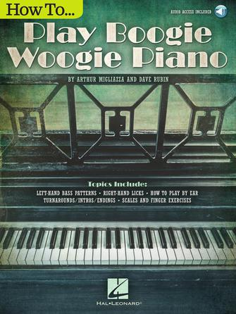 Product Cover for How to Play Boogie Woogie Piano