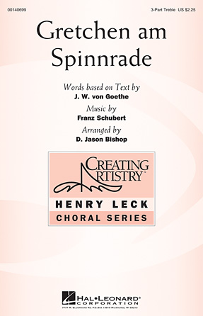 Product Cover for Gretchen am Spinnrade