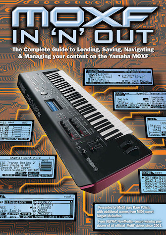 Product Cover for MOXF In 'N' Out