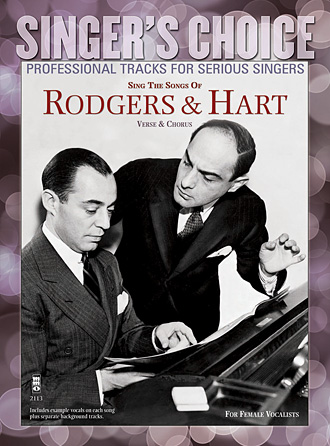 Product Cover for Sing the Songs of Rodgers & Hart