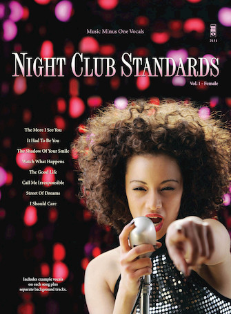 Product Cover for Night Club Standards for Females – Volume 1