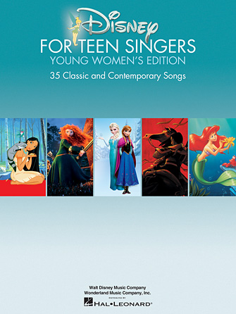 Product Cover for Disney for Teen Singers – Young Women's Edition