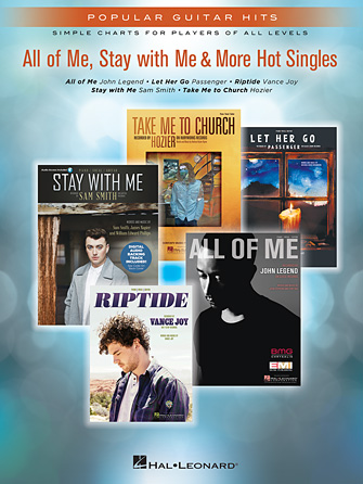Product Cover for All of Me, Stay With Me & More Hot Singles