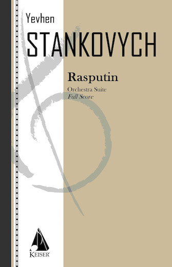 Product Cover for Rasputin: Suite from the Ballet for Orchestra