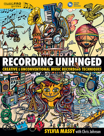 Product Cover for Recording Unhinged