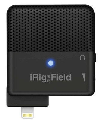Product Cover for iRig Mic Field