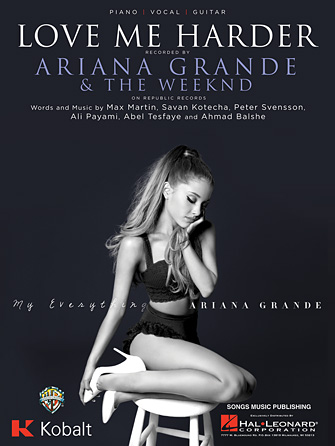 Product Cover for Love Me Harder