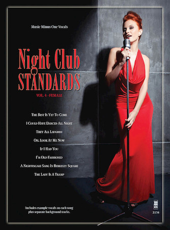 Product Cover for Night Club Standards for Females – Volume 4