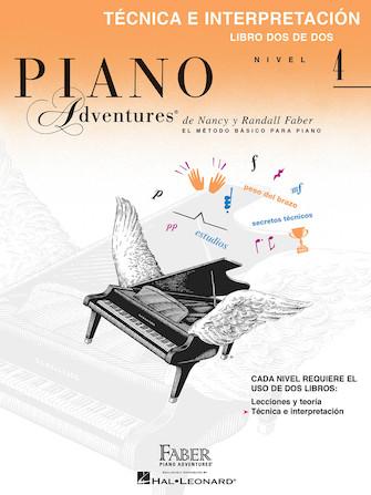 Product Cover for Téchnica e interpretación, Nivel 4