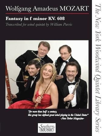 Fantasy in F Minor, K. 608