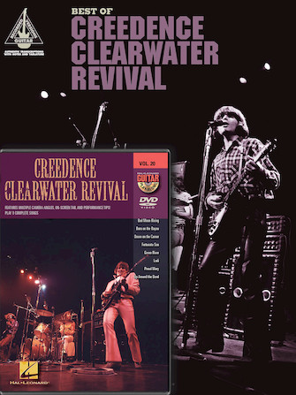 Product Cover for Creedence Clearwater Revival Guitar Pack