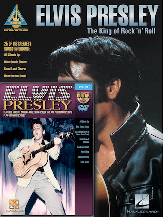 Product Cover for Elvis Presley Guitar Pack