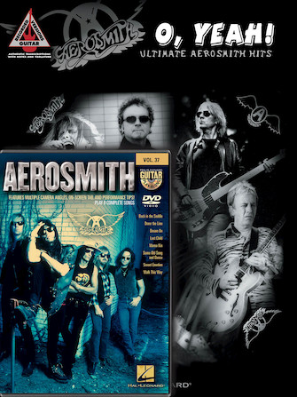 Product Cover for Aerosmith Guitar Pack