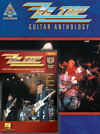 Product Cover for ZZ Top Guitar Pack