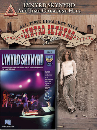 Product Cover for Lynyrd Skynyrd Guitar Pack