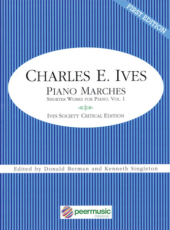 Product Cover for Piano Marches