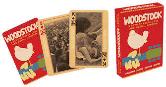 Product Cover for Woodstock Playing Cards