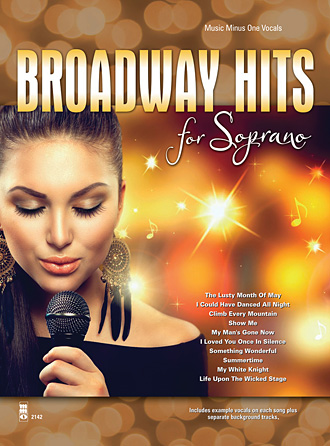Product Cover for Broadway Hits for Soprano