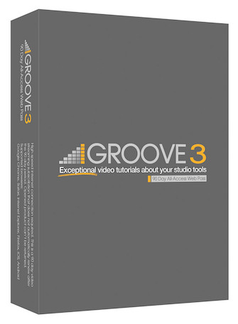 Product Cover for Groove 3 Online Video Tutorial Site