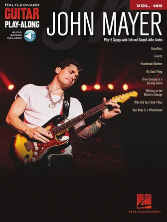 Product Cover for John Mayer