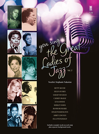 Product Cover for You Sing The Great Ladies of Jazz – Volume 2