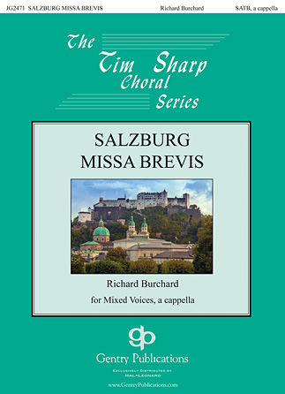 Product Cover for Salzburg Missa Brevis
