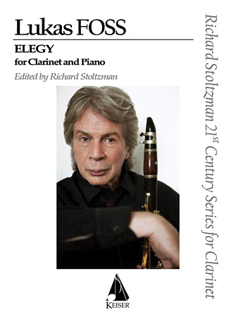 Product Cover for Elegy for Clarinet and Orchestra