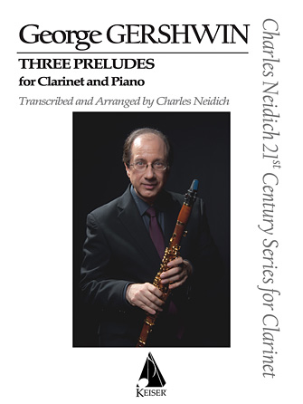 Product Cover for 3 Preludes