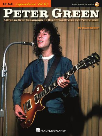 Product Cover for Peter Green – Signature Licks