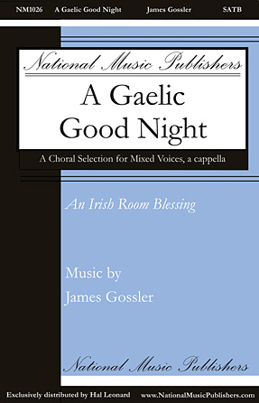 Product Cover for A Gaelic Good Night