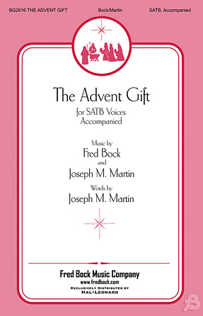 Product Cover for The Advent Gift